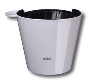 3122659 — Корпус, держатель фильтра к кофеварке Braun - Для бытовой техники BrAun