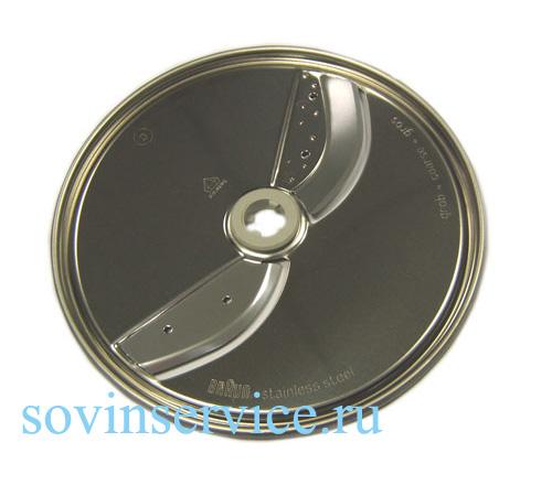 3210632 — Диск режущий к кухонным комбайнам Braun K3000, K2000, K1000, K950, K850 (тип 3210) - Для бытовой техники BrAun