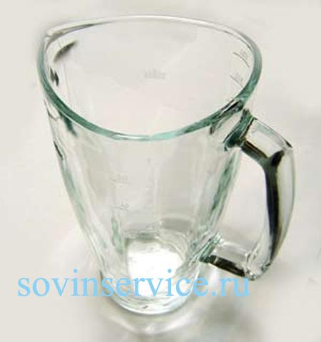 4184622 — Кувшин (стакан) пластиковый к блендерам Braun MX2000, MX2050 (тип 4184) - Для бытовой техники BrAun