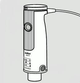 4189639 — Электродвигатель 350 W Braun Multiquick / Minipimer - Для бытовой техники BrAun