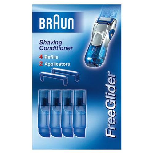 5337702 — Картриджи SCR4 для бритв Braun Freeglider - Для бытовой техники BrAun