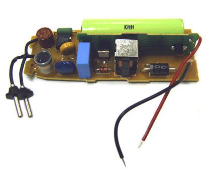 5601625 — Плата электронная триммера Braun (тип 5601) - Для бытовой техники BrAun