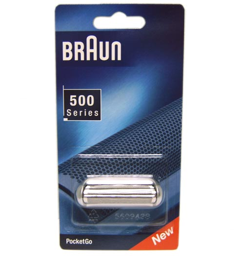 5609760 — Сетка бритвенная 500 Series к бритвам Braun (тип 5604, 5609) - Для бытовой техники BrAun