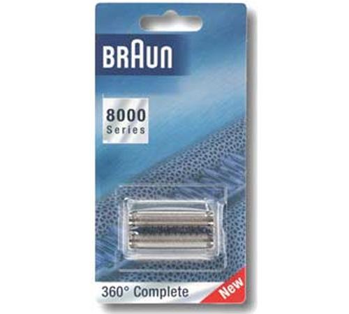 5646760 — Сетка бреющая 8000 360 Complete к бритвам Braun - Для бытовой техники BrAun