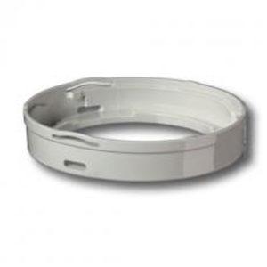 7000529 — Кольцо крепления к корпусу чаши 1 л  к кухонному комбайну Braun (Браун) - Для бытовой техники BrAun