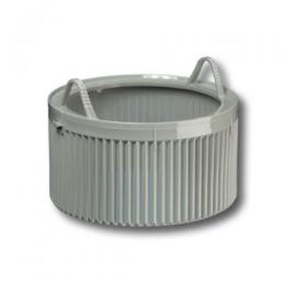 7000535 — Соковыжималка — контейнер  к кухонным комбайнам Braun K600 — K750 (3202, 3205) - Для бытовой техники BrAun