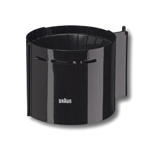 7001998 — Держатель фильтра (черный) к кофеварке Braun - Для бытовой техники BrAun