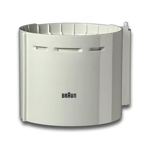 7002113 — Держатель фильтра (белый) к кофеварке Braun - Для бытовой техники BrAun
