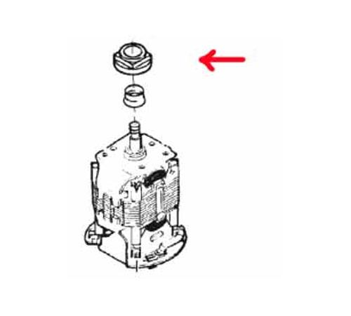 7002604 — Амортизатор кофемолки Braun - Для бытовой техники BrAun