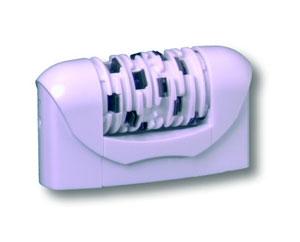 7030423 — Насадка — эпилирующая головка (сиреневая) к эпиляторам Braun Silk-epil EverSoft (тип 5316, 5317) - Для бытовой техники BrAun