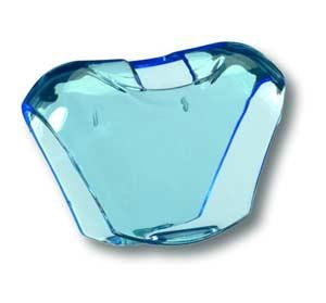 7030517 — Насадка  — колпачок для эпиляции лица (прозрачно голубой) к эпиляторам Braun Silk-epil X'elle (тип 5396) - Для бытовой техники BrAun