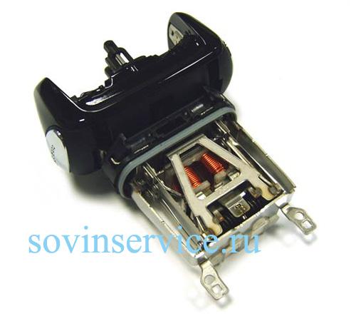 7030763 — Электродвигатель (корпус черный с темносиним) к бритвам Braun - Для бытовой техники BrAun