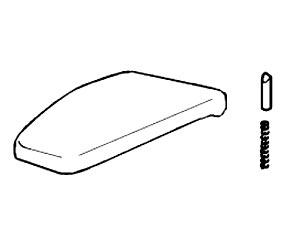 4729642 — Крышка контейнера для хранения насадок - Для бытовой техники BrAun
