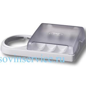 7040225 — Контейнер для хранения насадки к зубным щеткам Braun типов 3706, 3756, 3762, 3764, 4729 - Для бытовой техники BrAun