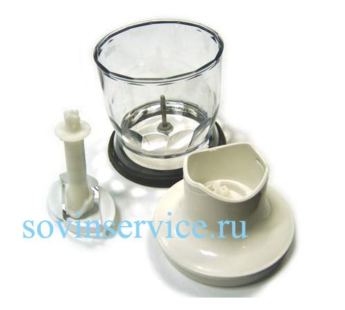 7050195 — Комплект насадок 350ml (белый) к блендерам Braun MR5500, MR5550, MR6500, MR6550 (4191) - Для бытовой техники BrAun
