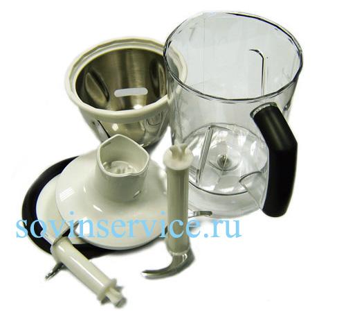 7050296 — Комплект насадок 1000ml (белый) блендера Braun MR5500 — MR6550 - Для бытовой техники BrAun