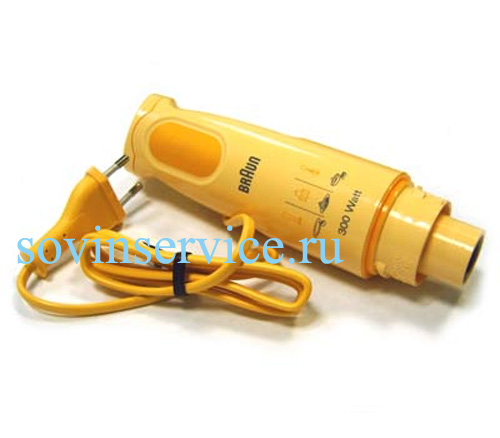 7050349 — Блендер 300W Braun MR390 — MR430, без насадок, цвет сахара (тип 4179) - Для бытовой техники BrAun