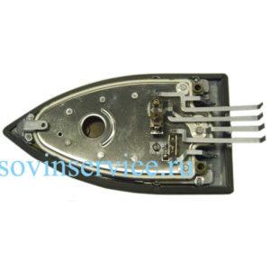 7050435 — Подошва утюга Braun SI 3230, SI 3240 (тип 4671) - Для бытовой техники BrAun