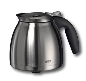 7050581 — Колба (термо) KFK 600 (на 10 чашек) к кофеварке Braun (тип 3106) - Для бытовой техники BrAun