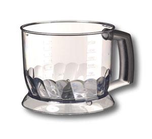 7051021 — Чаша 1500ml к насадке-овощерезке блендеров Braun MR5500-MR6550, M1000-M1070, MQ700-MQ745 (4191, 4199, 4644) - Для бытовой техники BrAun