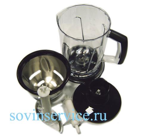 7051486 — Комплект насадок 1000 ml, черный блендера Braun MR730, MR740 - Для бытовой техники BrAun