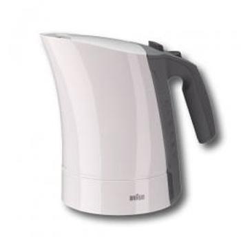 81239828 — Чайник Braun WK 300 тип 3221 (без подставки, белый) - Для бытовой техники BrAun