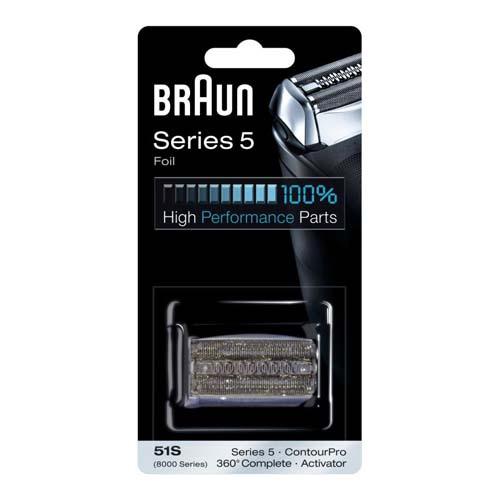 81253276 — Сетка к бритве Braun Series 5, 51S - Для бытовой техники BrAun