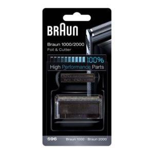 506029 — Комплект бреущая сетка и нож 596 1000/2000  к бритвам Braun - Для бытовой техники BrAun