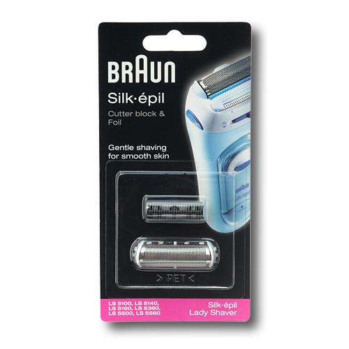 81255305 — Комплект сетка и нож к женским бритвам Braun - Для бытовой техники BrAun