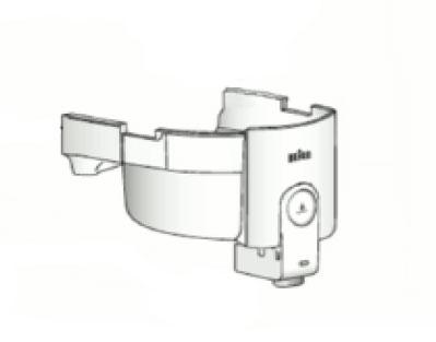 81345932 — Сокоприемник (лоток для стока сока) к соковыжималкам Braun J300, J500 - Для бытовой техники BrAun