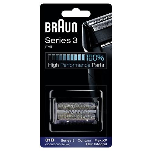 81387937 — Сетка  31B Series 3 к бритвам Braun - Для бытовой техники BrAun
