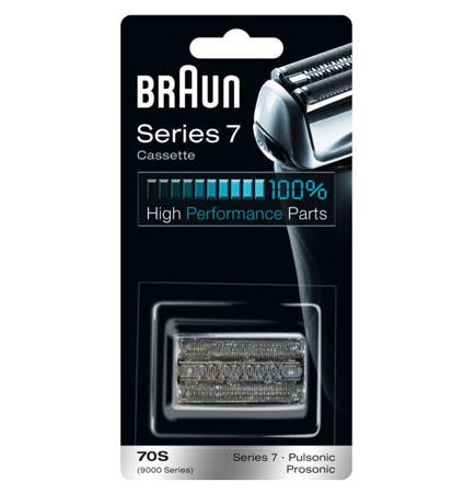 81387979 — Сетка бреющая 70S Series 7 к бритвам Braun (тип 5671 — 5674, 5692 — 5696, 5751) - Для бытовой техники BrAun